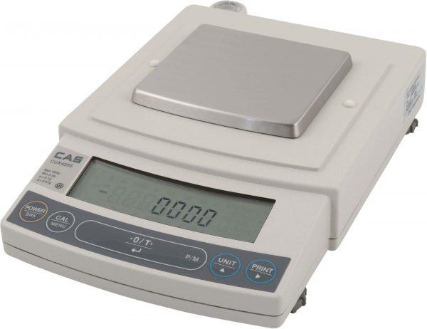 Весы CAS CUX-220H с lcd дисплеем