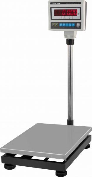 Весы напольные CAS DBII-E платформа