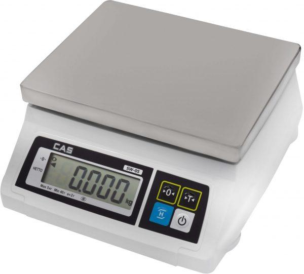Весы электронные SW-02