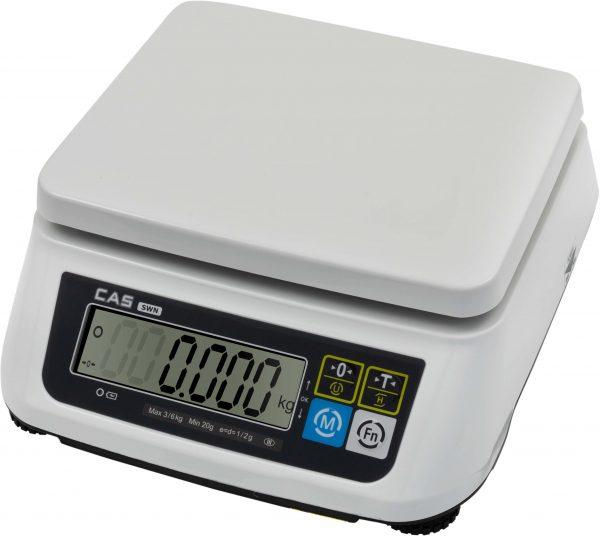 Весы электронные настольные SWN-03
