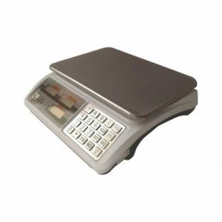 Весы торговые ФорТ-Т 769 (15; 2) LCD Маркет вид сбоку
