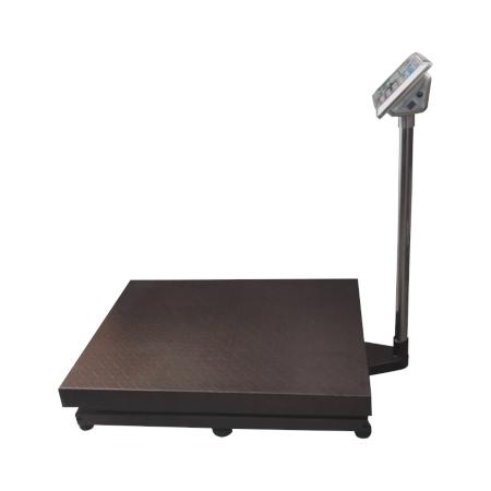 Весы бытовые GreatRiver DА-6080 (600кг/100г) LCD вид сбоку