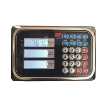 Весы бытовые GreatRiver DА-6080 (600кг/100г) LCD дисплей