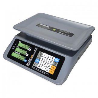 Весы торговые M-ER 321AC «MARGO» с lcd дисплеем