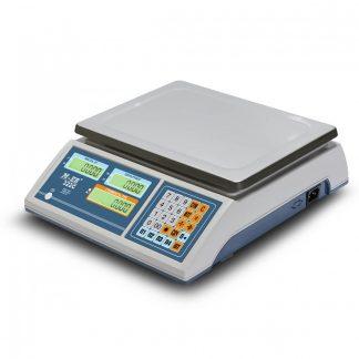 Торговые весы M-ER 322AC LCD «Ibby» с дисплеем