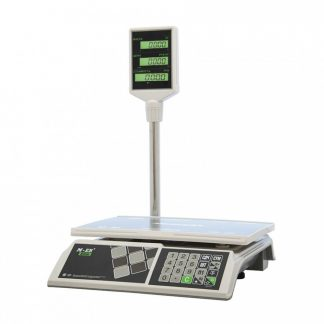 Торговые весы M-ER 326ACP «Slim» для торговли