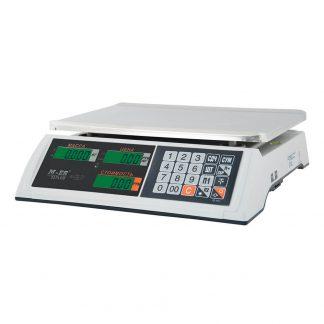 Торговые весы M-ER 327AC LCD «Ceed»