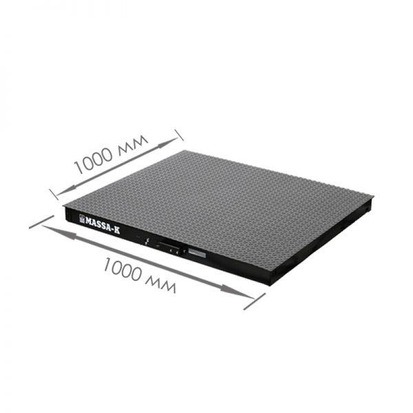 Весы платформенные 4D-PM-1_A модуль