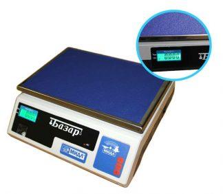 Весы МТ 3 ВЖА «Базар Т» с дисплеем