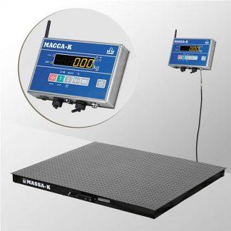 Весы платформенные 4D-PM-1_AB(RUEW)