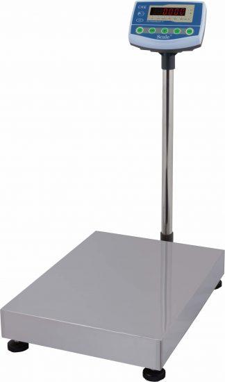 Весы напольные СКЕ-60-4050 (60 кг) RS 400х500 дисплей