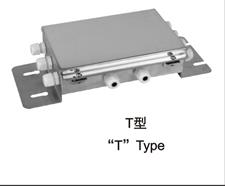 Соединительные коробки типа T 4 выхода