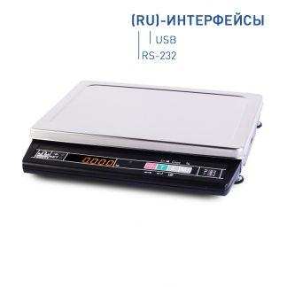 Весы MK_A21(RU) интерфейсы
