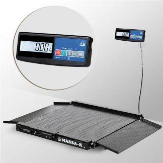 Весы низкопрофильные 4D-LA-2_A детали