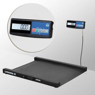 Весы низкопрофильные 4D-LM-2_A детали