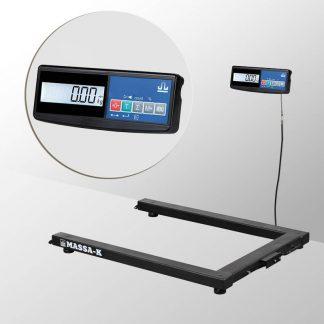 Весы паллетные 4D-U-1_A детали