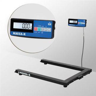 Весы паллетные 4D-U-1_A(RUEW) комплектующие