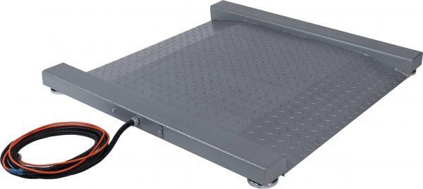 Весы платформенные скейл СКТ подключение