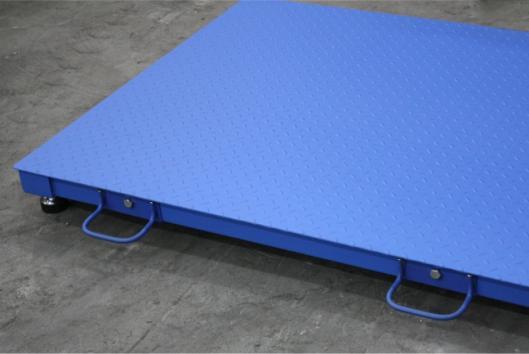 Весы платформенные ВСП4 модуль