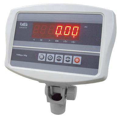 Палетные весы ев4-рс с индикатором wi-2R панель