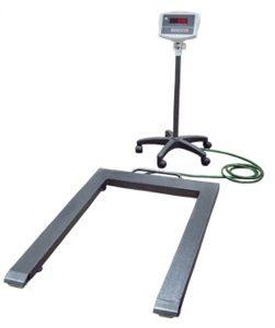 Весы платформенные врезные ВСП4- В подключение
