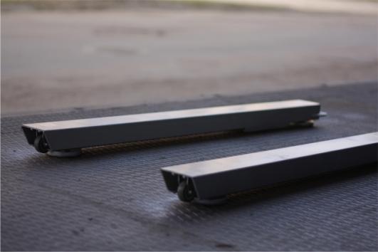Весы стержневые ВСП4- 600.2С9 на улице