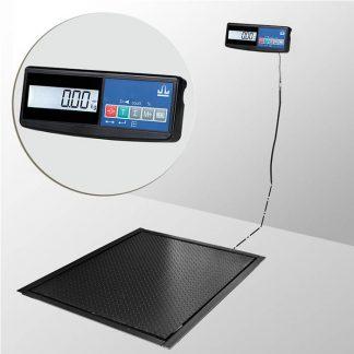 Весы врезные 4D-PMF-2_A комлпект