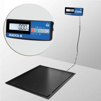 Весы врезные 4D-PMF-2_A(RUEW) комплектующие